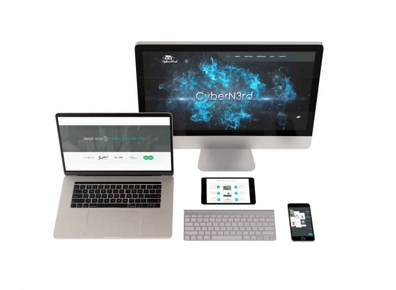Wordpress Specialist website ontwikkelen | CyberN3rd Let's do this |