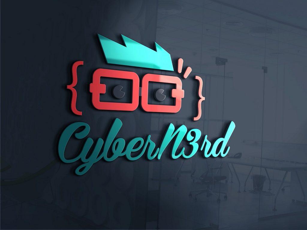Logo CyberN3rd - WordPress Specialist website ontwikkelen