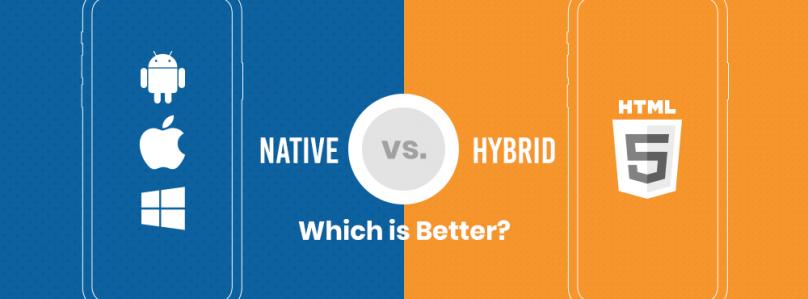 CyberN3rd Hybride app bouwen